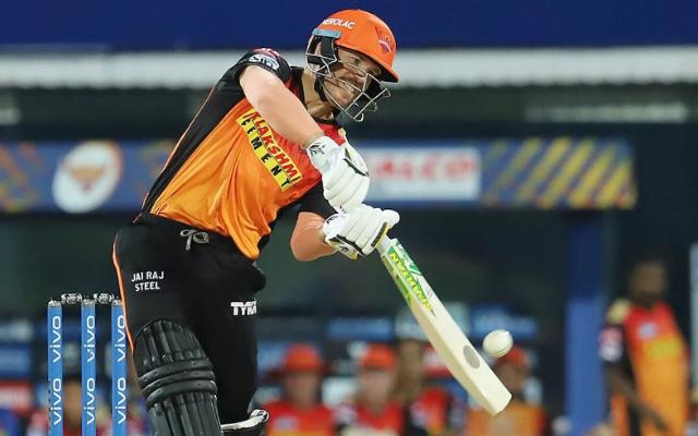 David Warner, Sunrisers Hyderabad