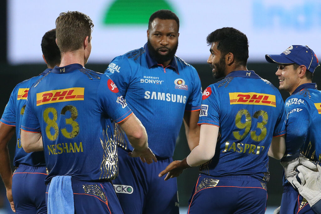 `` I was most impressed with my two wickets '': Kieron Pollard prefers his bowling to his 87 * against CSK