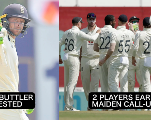 England, Jos Buttler, England Test Squad