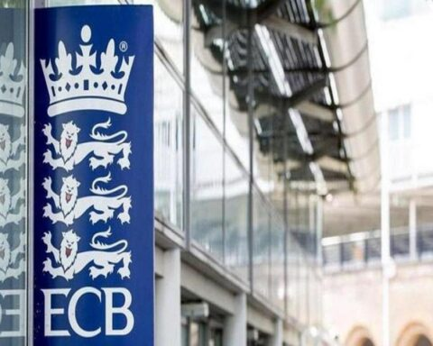 England and Wales Cricket Board (ECB) (Photo- Twitter)
