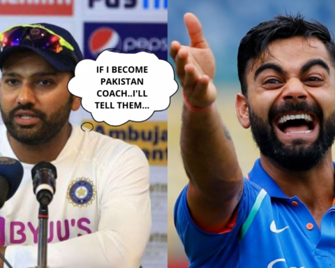 5 Funniest Replies By Rohit Sharma In A Press Conference