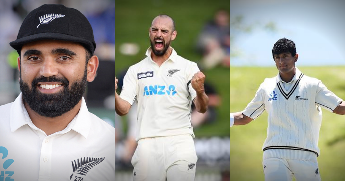 5 New Zealand Players Who Might Be Benched In The ICC WTC Final 2021