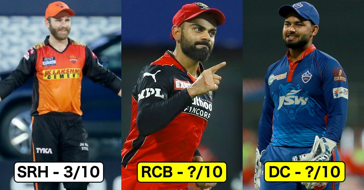 IPL 2021: Rating Chances Of All Teams Winning The Tournament If Second Phase Takes Place In The UAE