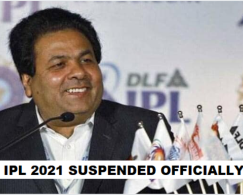 IPL 2021 Suspended BCCI Vice-President Rajeev Shukla