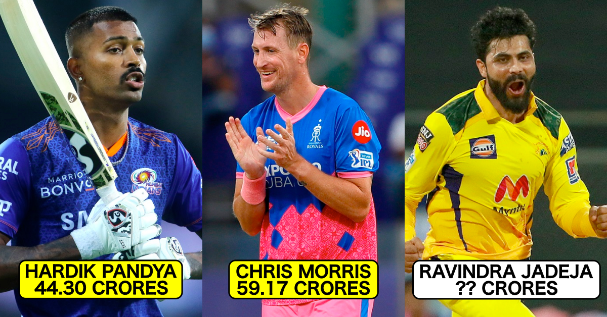 IPL: Top 10 All-rounders With Highest Combined Earnings So Far