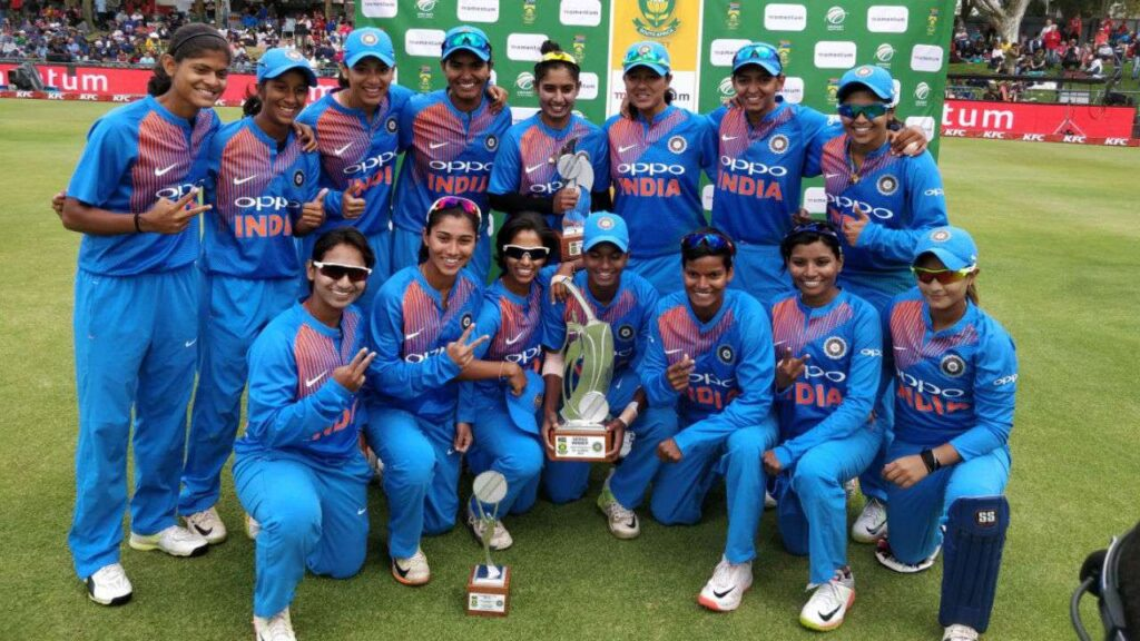 BCCI Releases T20 World Cup Prize Money to Women's Team