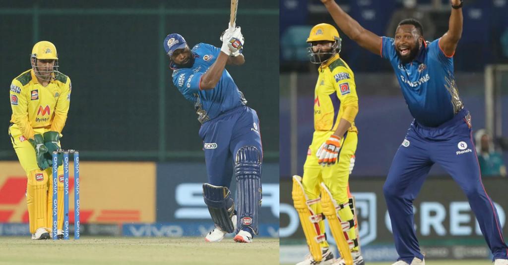 Kieron Pollard, Mumbai Indians, Mumbai Indians vs Chennai Super Kings, MI, MI vs CSK