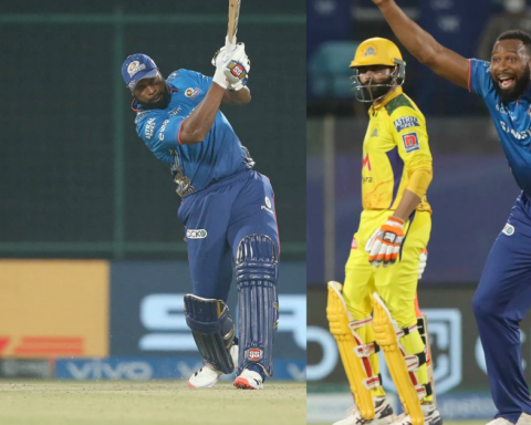 Kieron Pollard, Mumbai Indians, Mumbai Indians vs Chennai Super Kings, MI, MI vs CSK