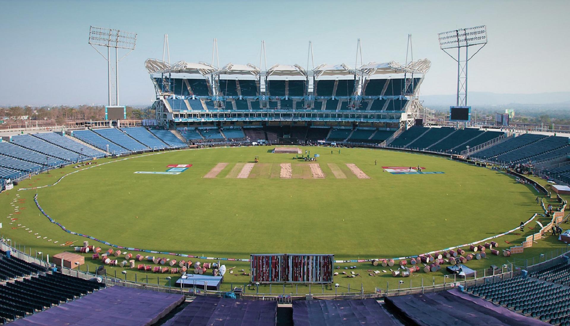 MCA Cricket Stadium in Pune