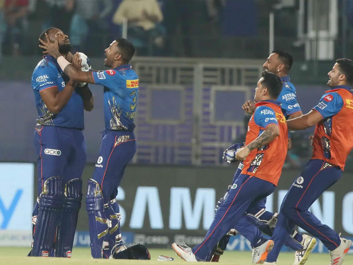 MI defeats CSK in IPL 2021