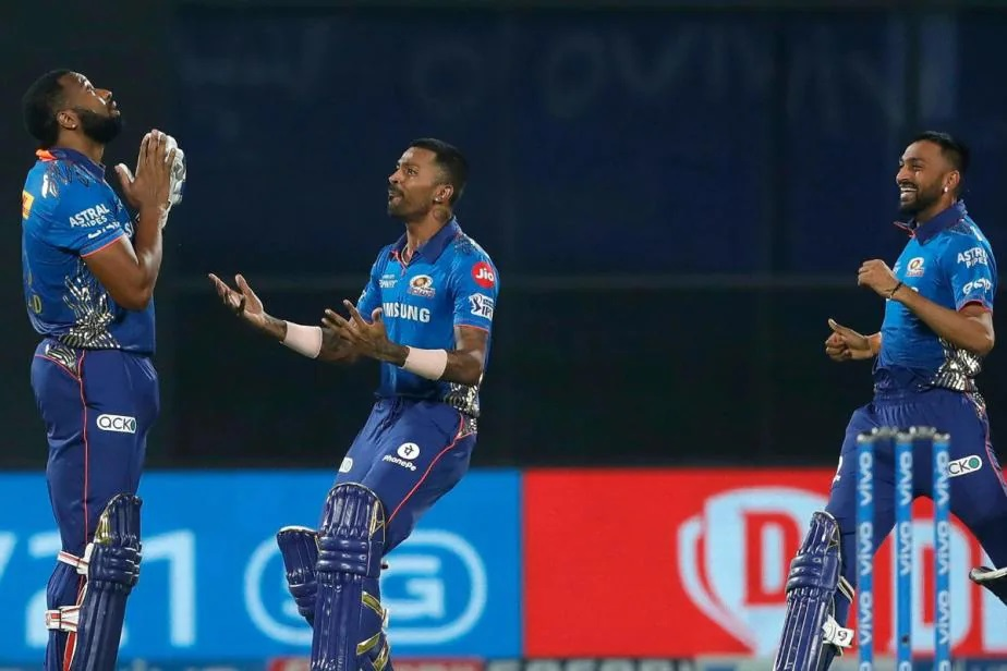 MI defeats CSK in IPL 2021