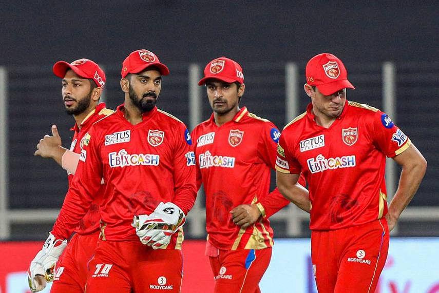 Punjab Kings, IPL 2021