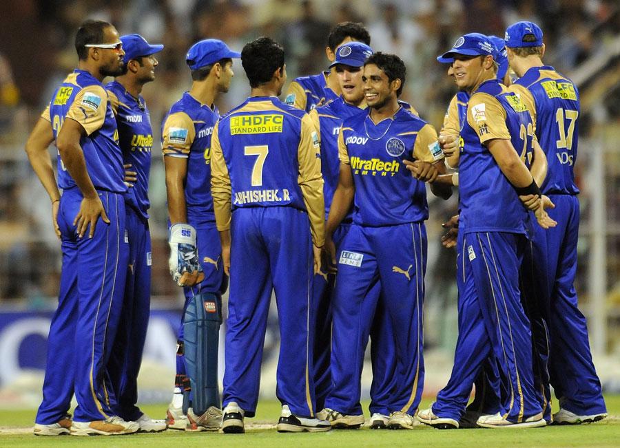 Rajasthan Royals, IPL 2009