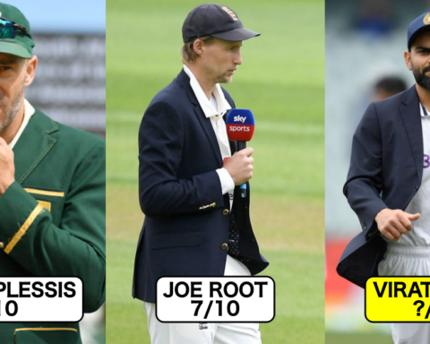 Rating All The Test Captains On The Basis Of Their Captaincy In The ICC World Test Championship