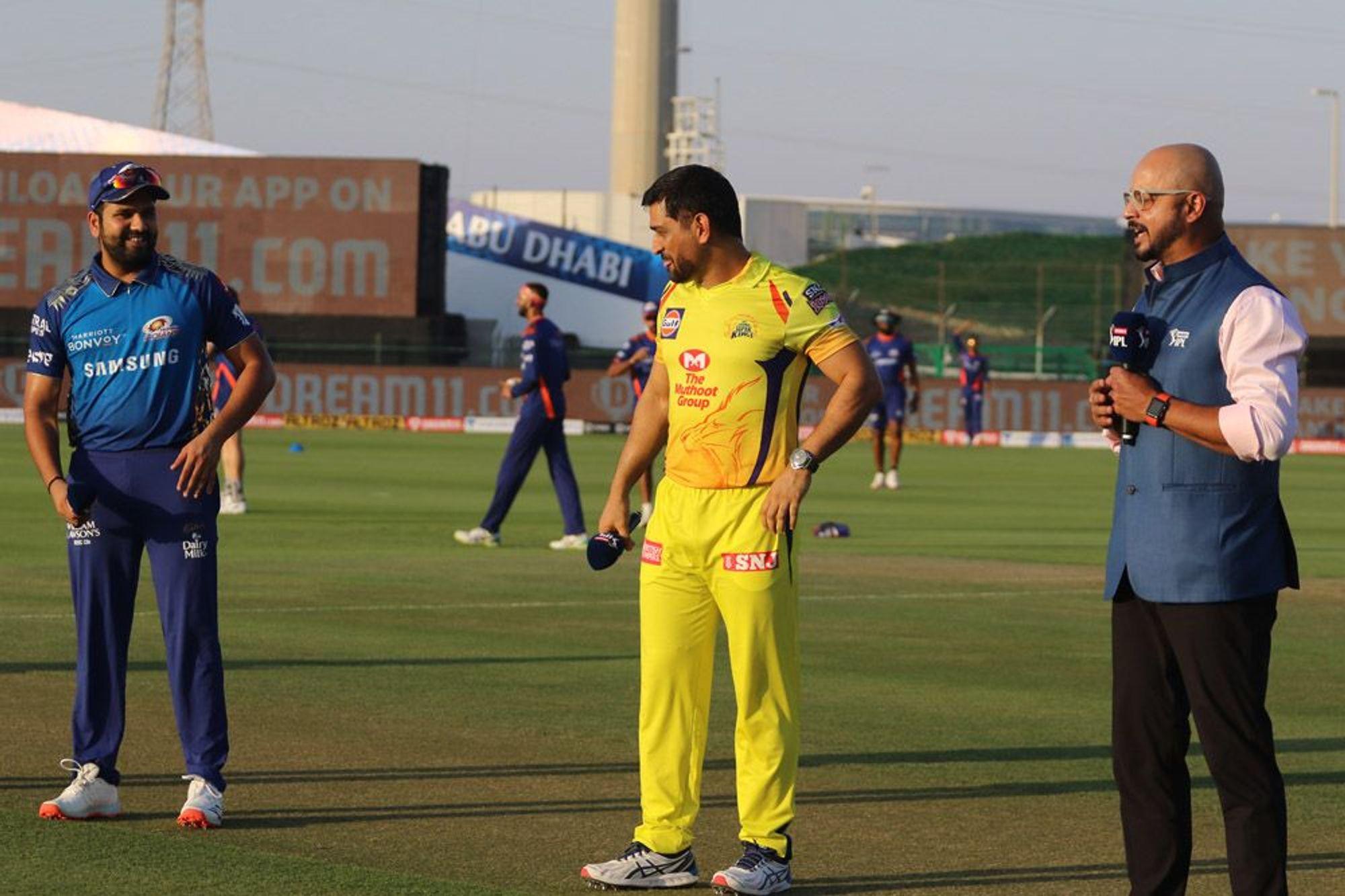Rohit Sharma, MS Dhoni, IPL 2021