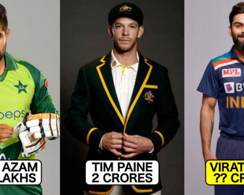 Salaries Of International Cricket Captains In The Year 2021