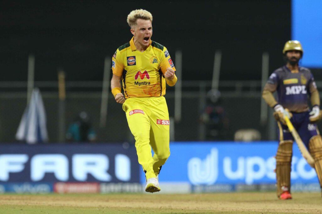 Sam Curran, Chennai Super Kings, IPL 2021, CSK