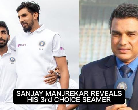 Sanjay Manjrekar, India, ICC WTC Final,