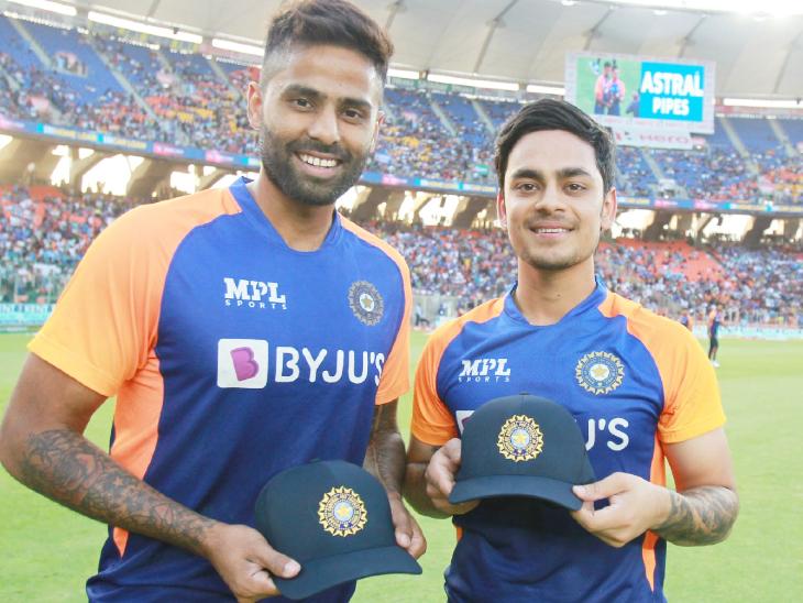 Suryakumar Yadav and Ishan Kishan