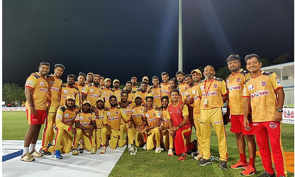 TNPL 2021 Team List And Squads, Chepauk Super Gillies