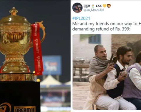 Twitter Reacts As IPL 2021 Gets Suspended Officially