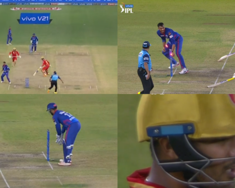 Watch: Deepak Hooda And Mayank Agarwal Involve In An Ugly Mix-Up As The Latter Departs
