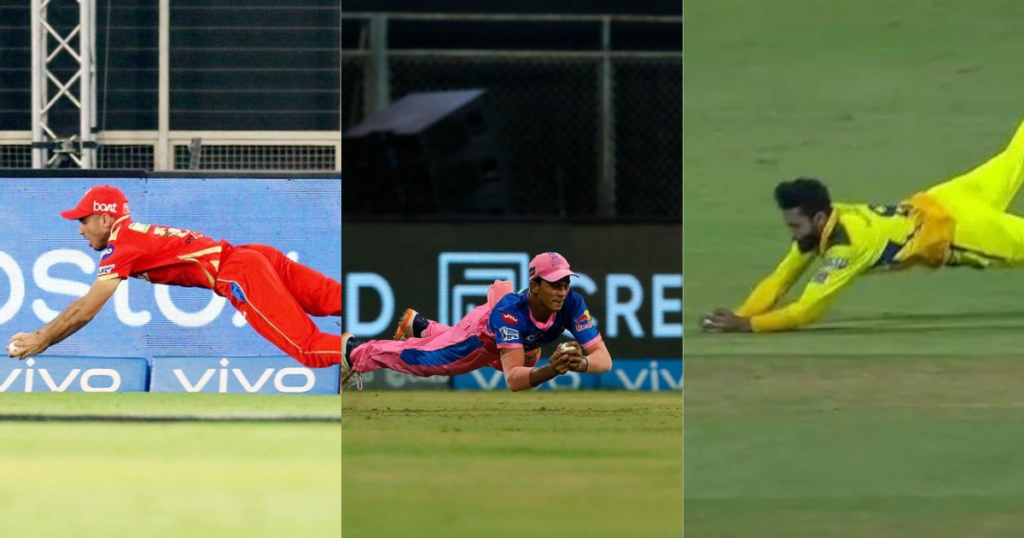 Watch: 5 Most Spectacular Catches Of IPL 2021