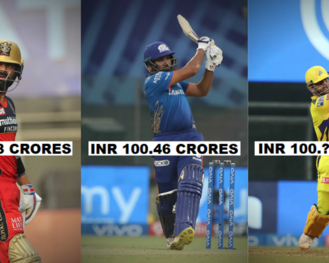 5 Players Who Are A Part Of The IPL 100-Crore Club