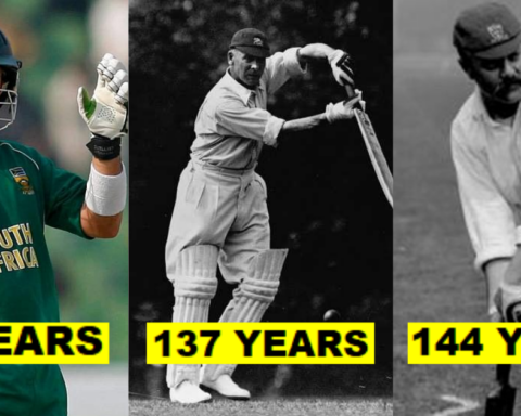 10 Longest Standing Records In World Cricket History