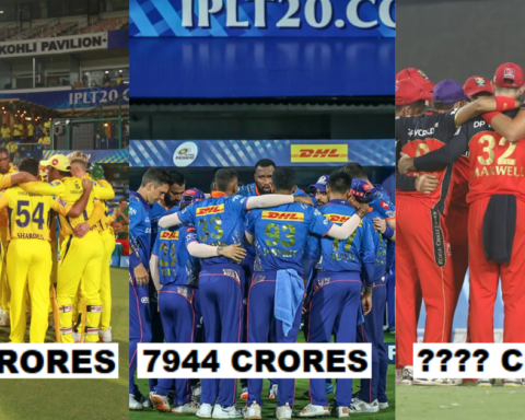 Total Money Spent By All The IPL Franchises In The 14 Seasons Of IPL So Far