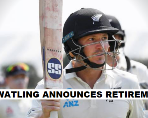 BJ Watling Announces Retirement From All Forms Of Cricket; To Hang His Boots After The England Tour