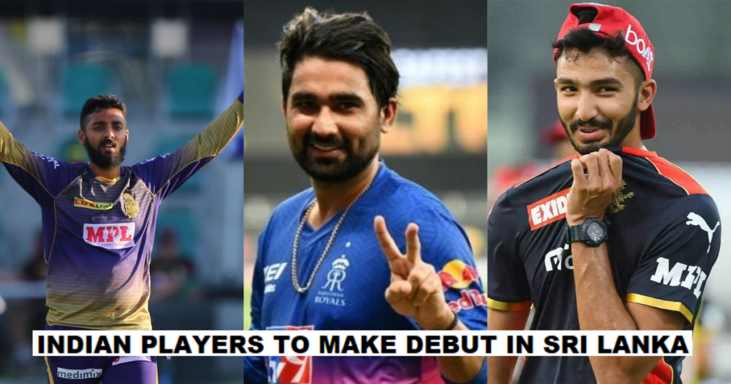5 Indian Players Who Can Make Their Debut In The Sri Lanka Tour