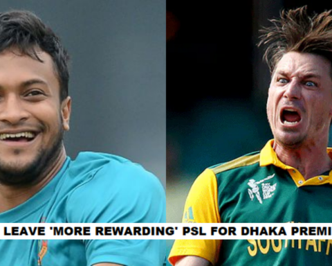 Shakib Al Hasan May Give PSL 2021 A Miss To Play In Bangladesh's Dhaka Premier League