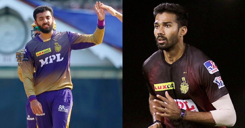 Varun Chakravarthy, Sandeep Warrier, IPL 2021