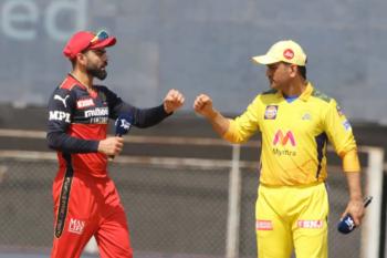 Virat Kohli RCB, MS Dhoni CSK, IPL 2021,