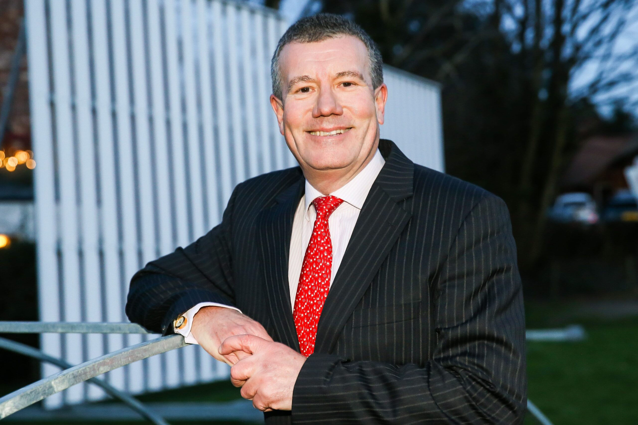 Ian Watmore Announced As Next ECB Chairman