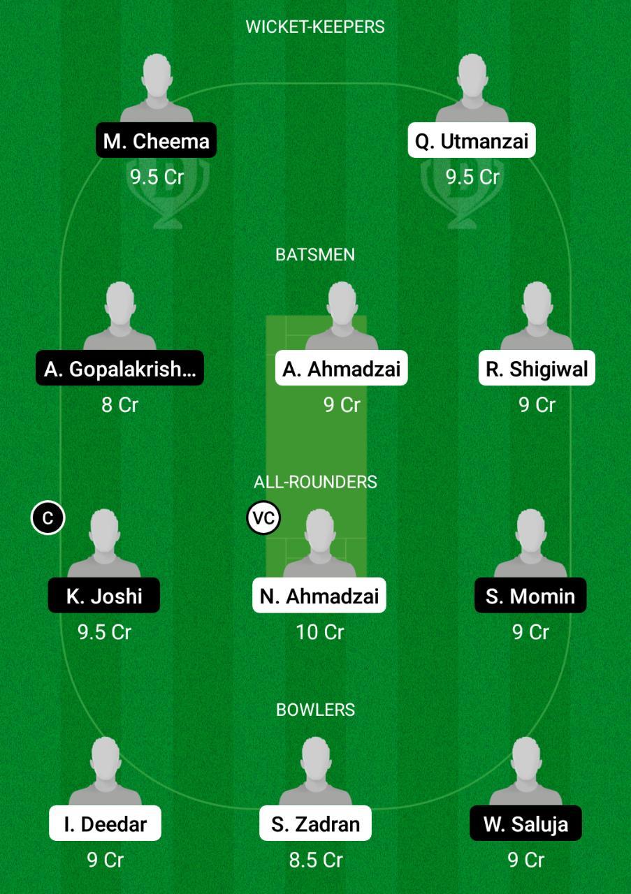 VIA vs INV Dream11 Prediction Fantasy Cricket Tips Dream11 Team ECS T10 Vienna