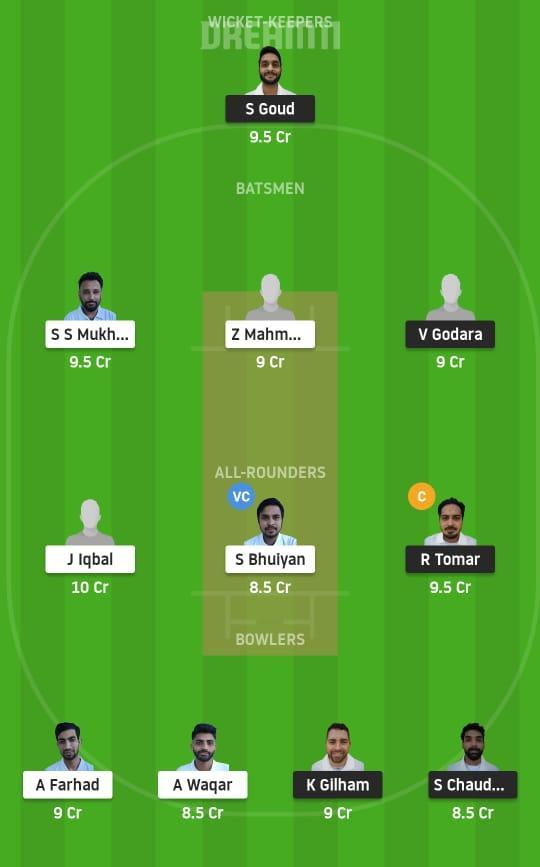 VCC vs BCC Dream11 Prediction Fantasy Cricket Tips Dream11 Team Today ECS T10 Prague