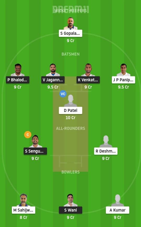 PSV vs PCR Dream11 Prediction Fantasy Cricket Tips Dream11 Team ECS T10 Prague
