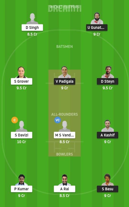 BRG vs PBV Dream11 Prediction Fantasy Cricket Tips Dream11 Team ECS T10 Prague