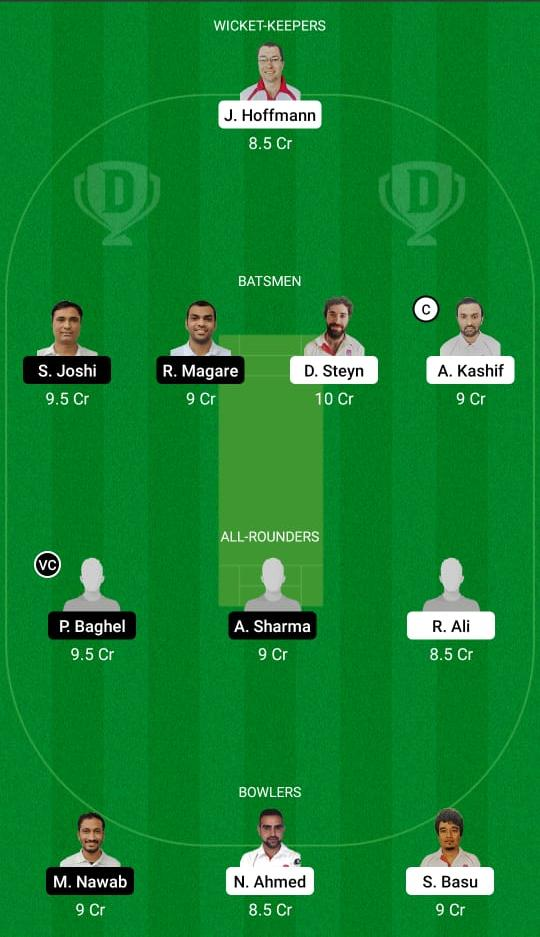 BRG vs UCC Dream11 Prediction Fantasy Cricket Tips Dream11 Team ECS T10 Prague