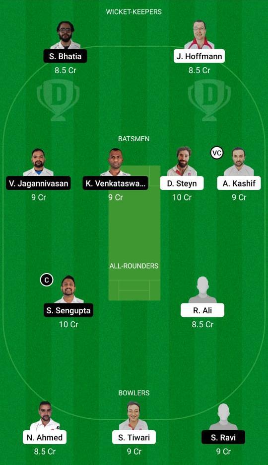 BRG vs PSV Dream11 Prediction Fantasy Cricket Tips Dream11 Team ECS T10 Prague