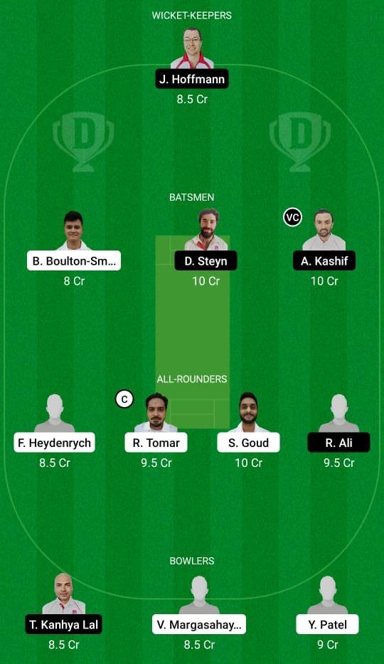 VCC vs BRG Dream11 Prediction Fantasy Cricket Tips Dream11 Team ECS T10 Prague