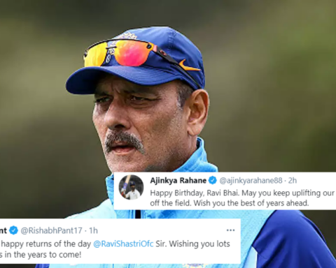 Twitter Filled With Wishes For Ravi Shastri's Birthday