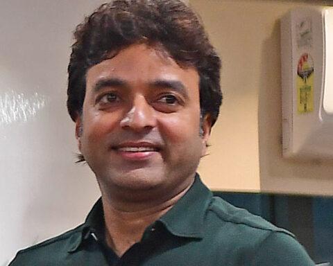BCCI treasurer Arun Dhumal
