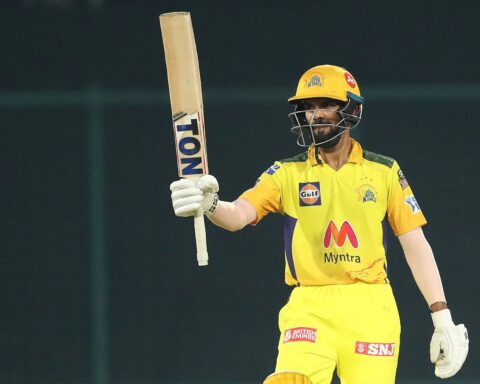 Ruturaj Gaikwad, CSK, IPL 2021, Chennai Super Kings