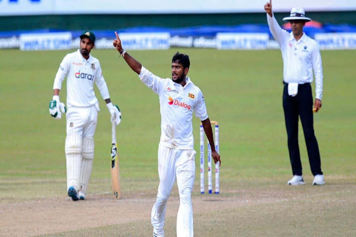 Sri Lanka, Bangladesh, ICC World Test Championship Table
