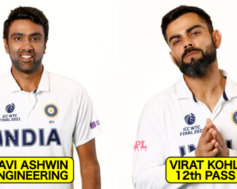10 Popular Indian Cricketers And Their Educational Qualification