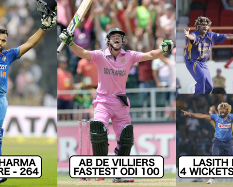 10 Unbreakable Records In International Cricket
