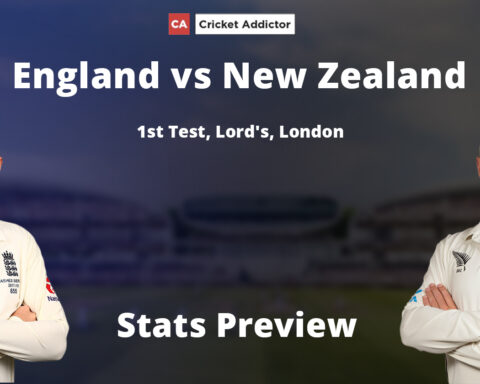 England vs New Zealand 2021, 1st Test: Stats Preview